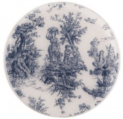 Andreas TRT42443.4cm Silicone Trivet, Toile, Blue