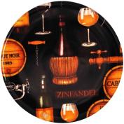 Andreas TRT237 25.4cm Silicone Trivet, Wine Tasting