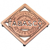 TABASCO Cast Iron Trivet