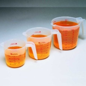 LEARNING RESOURCES LER0316 LIQUID MEASURES-CUP PINT QUART