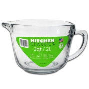 1.9l Batter Bowl, Mix and Measure, by Kitchen Classics