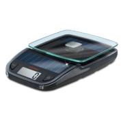 Soehnle Easy Solar Kitchen Scale - Black