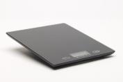 Home Zone DKS-10 Slim Modern Design 5kg Digital Kitchen Scales - Finished in Black
