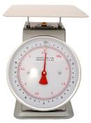 Zenport Accuzen AZD10 Platform Mechanical Dial Scale, 4.5kg