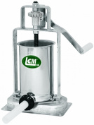 LEM Products 2.3kg Stainless Steel Vertical Sausage Stuffer
