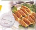 New Japanese Gyoza Dumpling Dough Press Maker Mould 1095