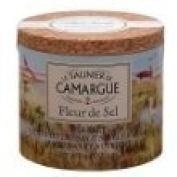 Le Saunier De Camargue 0275933 Fleur de Sel Sea Salt 4.4 oz - 125 g - 125 Grams