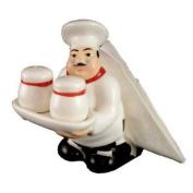 Fat Chef Salt Pepper Napkin Holder