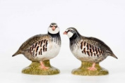 Quail Ceramics Partridge Salt & Pepper Pots