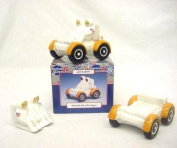 Lunar Rover Collectible Salt and Pepper Shaker Set