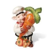 Kaldun and Bogle 115858 Chef Pig Salt & Pepper