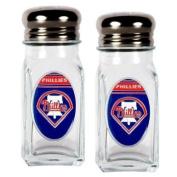 MLB Philadelphia Phillies Salt and Pepper Shaker Set