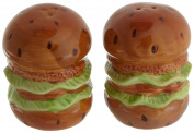 DII Just Grilling Hamburger Salt and Pepper Shakers