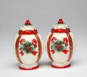 Cosmos Gifts 10296 Holiday/Seasonal Salt and Pepper Set, 9.2cm