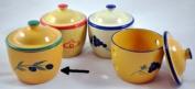 Cooks Innovations Garlic Storage Jar - Olive