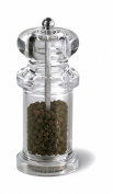 Cole and Mason H50501P 505 14cm Pepper Mill, Clear Acrylic