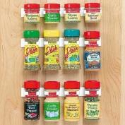 Spice Rack Storage/Organiser- Organises 12 spice jars