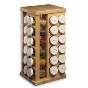 Sugar Maple Carousel Spice Rack Spice Carousel Count