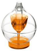 Guzzini GU-2298.00-45 Feeling 10.9cm Sugar Dispenser, Orange