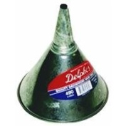 S & K Products 1854.9lanized Funnel