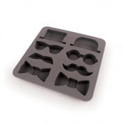 Gentleman's Silicone Ice Cube Tray