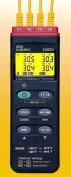 4 Channel Thermocouple Probe Thermometer - Sper Scientific