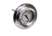 Cooper-Atkins Flange Mount Pizza Oven Thermometer, 200-1000 F