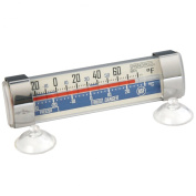 Taylor 17003 Springfield Freezer and Refrigerator Thermometer