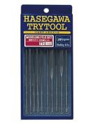 Modeling file precision rasp 10 pcs (TT2) HASEGAWA TRYTOOL