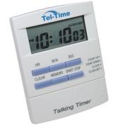 Tel Timer Talking Countdown Timer