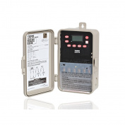 Tork E201B 2 Channel Multipurpose Digital Time Switch