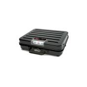 Rubbermaid Commercial FGP100S Briefcase/Utility Mechanical Receiving Scale, 45kg Capacity, Enamel Finish