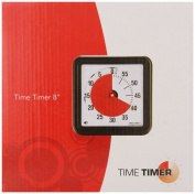 Time Timer Audible Countdown Timer, Black