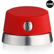 Zone Denmark Confetti Red Kitchen Timer