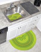 Ginsey 72177 kitchen Floor Mat Set, 3-Piece