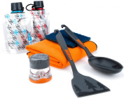 GSI Outdoors Pack Kitchen 8 Kitchen Tool Set