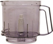Braun 7051-144 Food Processor Work Bowl, 2000ML or 70oz.