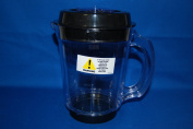 Genuine & Original Magic Bullet 3 Piece Blender Pitcher