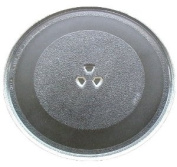 Sears / Kenmore Microwave Glass Turntable Tray / Plate 32.4cm