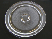 Whirlpool Microwave Glass Turntable Plate / Tray 30.5cm # 4393799