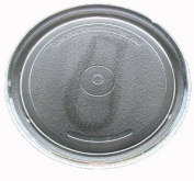 Sharp Microwave Glass Turntable Plate / Tray 27.3cm A034