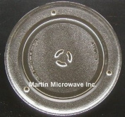 Sharp Microwave Glass Turntable Plate / Tray 33.7cm # NTNT-A084