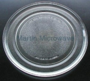 Sharp Microwave Glass Turntable Plate / Tray 32.4cm # NTNT-A007