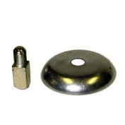 Square drive pin for Oster & Osterizer blenders, short type.