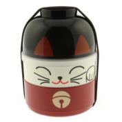 Kotobuki Lucky Cat Bento Set