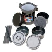 Zojirushi SL-GRE18 Durable stainless steel Classic Bento Vacuum Lunch Jar - Black