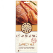 Bread Armour Bread Bags Variety Set, 3-Pack