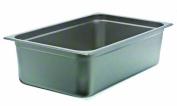 Update International SPH-1006 Stainless Steel Anti-Jam Steam Table Pan, Full, 15.2cm