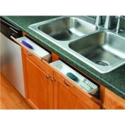 Rev-A-Shelf 27.9cm Tip-Out Front Sink Tray Set
