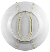 Plate Hanger For Collector Plates. Holds 12.7cm - 20.3cm Diameter Plates